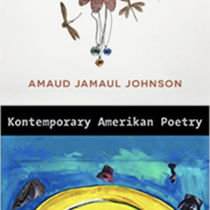 Book covers for Imperial Liquor and Kontemporary Amerikan Poetry